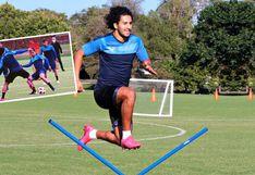 Paraguay, rival de selección peruana, entrena con nueve jugadores en pandemia | FOTOS