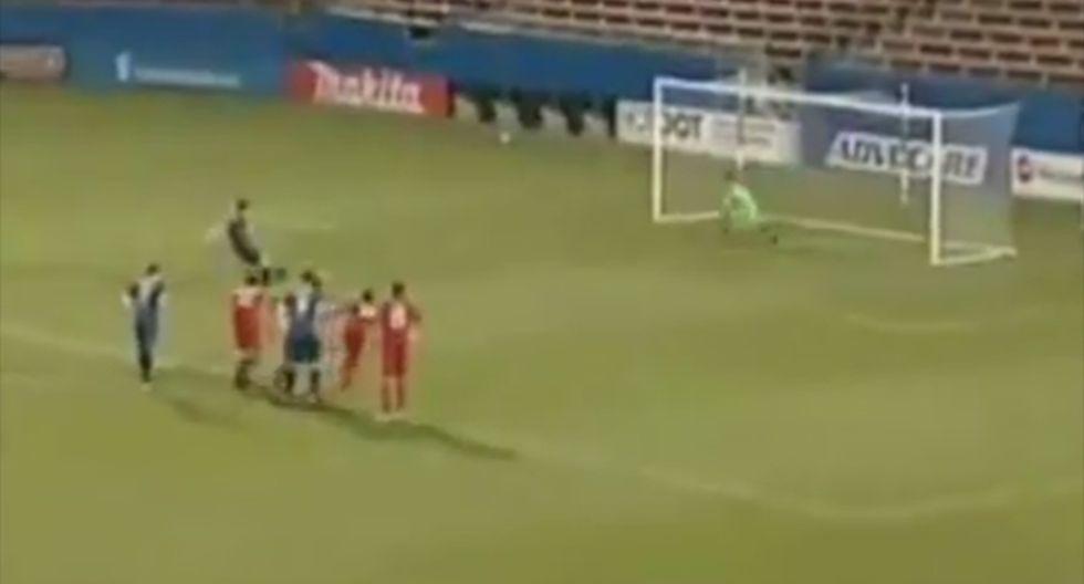 Raúl Fernández atajó un penal en la MLS [VIDEO]