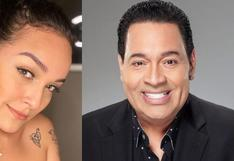 Daniela Darcourt y Tito Nieves pasean juntos por Walt Disney World Resort