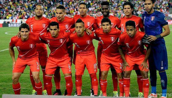 Mundialista peruano se integró a los trabajos de su equipo