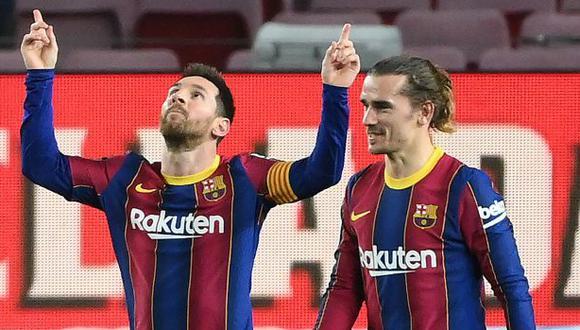 Barcelona vs. Elche: chocan en el Camp Nou por LaLiga Santander. (Foto: AFP)