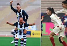Alianza Lima y Universitario jugarán mañana clásico femenino