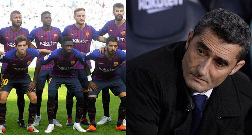"""""""No volveré a convocarte"""": Drástica decisión del DT de Barcelona sobre jugador"""