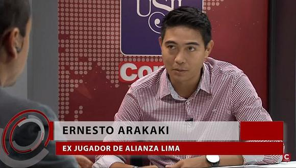 Alianza Lima: Ernesto Arakaki estuvo en Los Desayunos de Correo y USIL