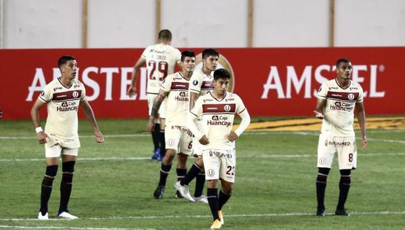Luego de la derrota de Universitario ante Defensa y Justicia, así quedaron los cremas en la tabla de posiciones del Grupo A de la Copa Libertadores (Foto: Jesús Saucedo / GEC)
