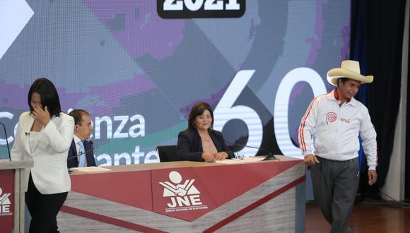 Desde Arequipa, sigue todas las incidencias del debate presidencial entre Keiko Fujimori y Pedro Castillo. (Foto: Grupo El Comercio / @photo.gec)