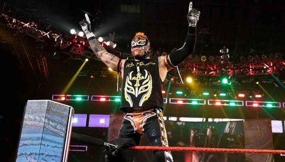 Rey Mysterio y Dana Brooke están en cuarentena como medida de precaución ante la expansión del coronavirus. (Foto: WWE)