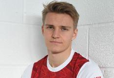 Martin Odegaard dejó Real Madrid y jugará en Arsenal hasta mediados del 2021