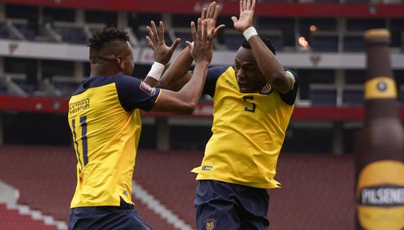 Este martes, Ecuador goleó a Colombia en Quito y ya suma 9 tantos en la tabla de las Eliminatorias Qatar 2022