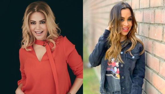 "Gisela Valcárcel confiesa que no quería que Ethel Pozo sea conductora de ""América Hoy"". (Foto: @giselavalcarcelperu/@lapozo)"