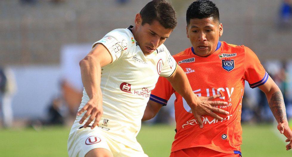 [VER RESUMEN] Universitario igualó contra César Vallejo y se mantiene como líder solitario del Torneo Clausura | VIDEO