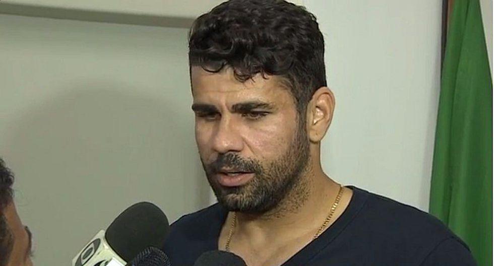 Flamengo: Diego Costa expresó su deseo por jugar en el 'Mengao'