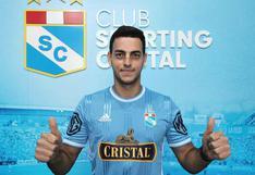Así fue la presentación de Alejandro Duarte como nuevo arquero de Sporting Cristal
