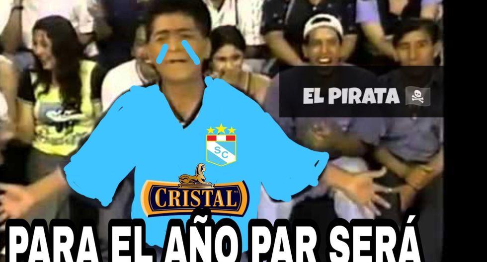 Sporting Cristal vs. Alianza Lima: los mejores memes que dejó el triunfo 'blanquiazul' | FOTOS