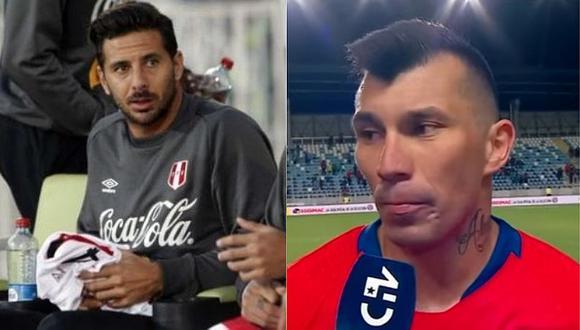 Gary Medel copia a Claudio Pizarro para justificar derrota de Chile