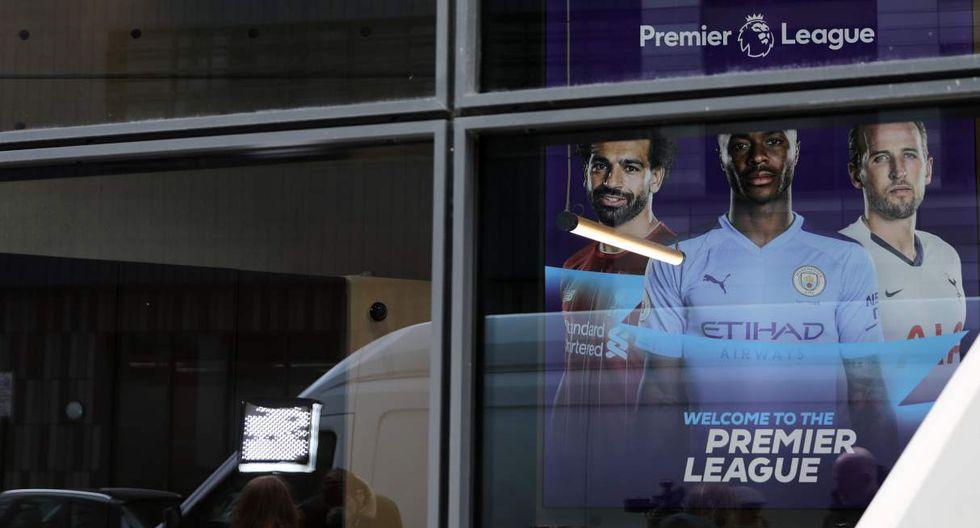 La Premier League estudia reanudar el 1 de junio y empezar 2020-21 el 8 agosto. (Foto: AFP)