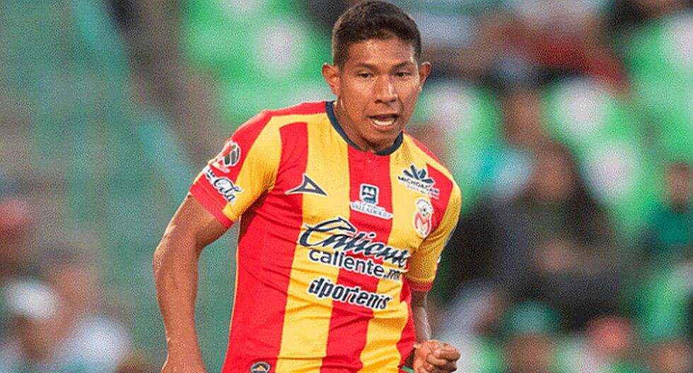 Morelia vs Chivas: Así fue la jugada de Edison Flores que provocó el penal para la victoria de su club | VIDEO