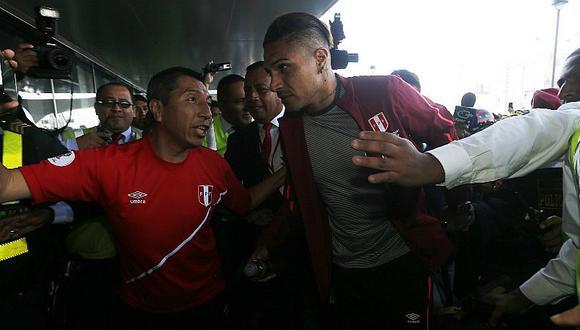 Perú vs Chile: Selección peruana llegó a Chile y tendrá su 'banderazo'