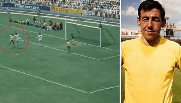Gordon Banks: revive 'La Parada del Siglo' que le hizo a Pelé [VIDEO]