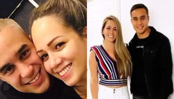 Melissa Klug y Jesús Barco cumplieron su primer año de relación y se comprometieron en matrimonio. (Foto: @melissaklugoficial)