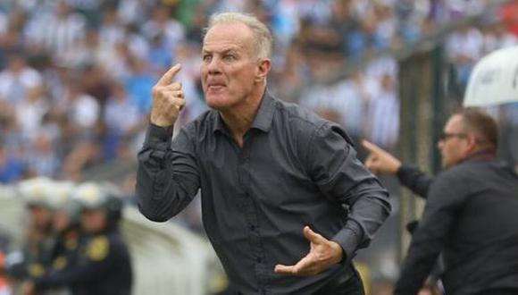 Carlos Ramacciotti asumió como entrenador de Cusco FC en octubre pasado. (Foto: Liga de Fútbol Profesional)