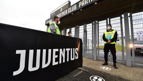 Juventus es el vigente campeón de la Serie A de Italia.