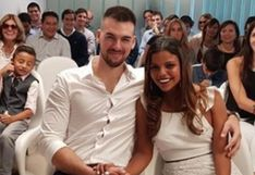 Hija de Teófilo Cubillas anuncia su embarazo en Instagram junto a su esposo | FOTO