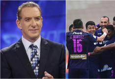 """Eddie sobre Alianza Lima : """"Dentro de nuestro nivel, se llevó la Fase 2 con facilidad"""""""