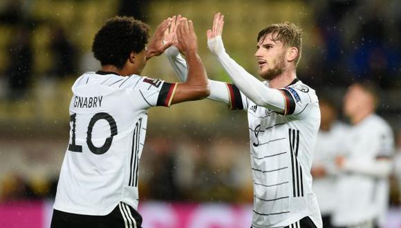 Alemania buscará en Qatar su cuarto trofeo en un Mundial. (Foto: AFP)
