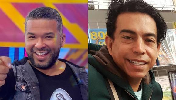 'Choca' Mandros se refirió a la salud de su compañero de casa televisiva. (Foto: @chocamandrose/@lacholachabuca)