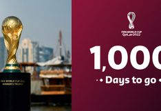 A 1000 días de Qatar 2022: FIFA inicia el conteo regresivo para el Mundial [VIDEO]