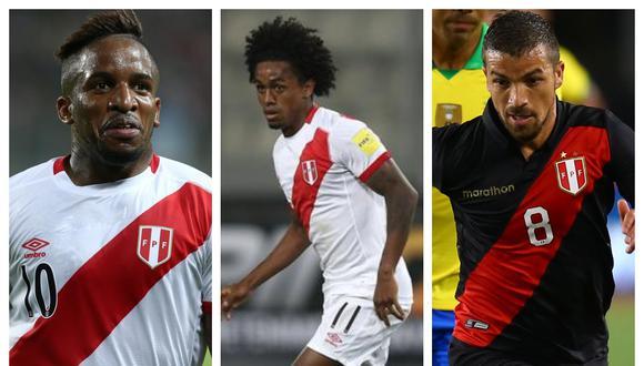 Sin André Carrillo por lesión, Gareca busca variantes para la selección peruana.