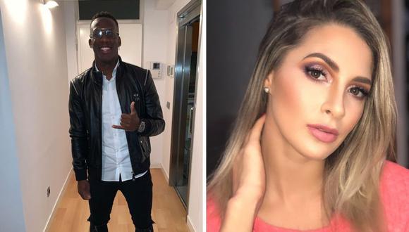 Macarena Gastaldo y Luis Advíncula mantuvieron una relación corta, según contó la modelo. (Foto: Instagram / @macagastaldo / @luisadvincula17_).