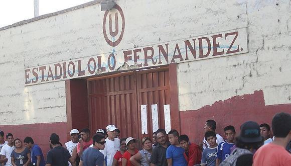 Universitario piensa volver a ser local en Lolo Fernández tras regreso de los Leguía | VIDEO