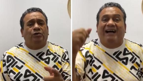 """Tony Rosado asegura que le han ofrecido bastante dinero con tal de hacer un """"privadito"""".  (Foto: Instagram / @tonyrosado28)."""