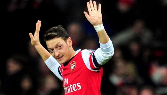 Mesut Özil pone fin a su historia con los 'Gunners'  (Foto: AFP)