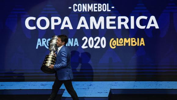 Copa América 2020 se suspendería hasta el 2021, según informó Globo Esporte. (Foto: AFP)