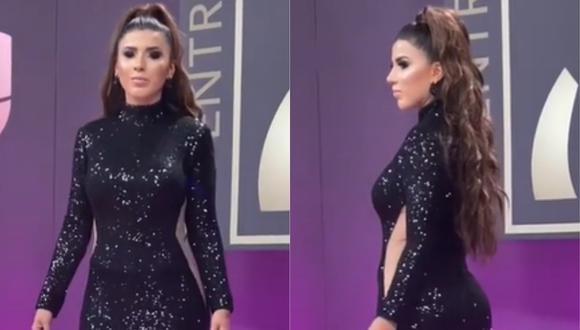 Yahaira Plasencia reapareció en televisión nacional y se refirió a críticas en su contra.  (Foto: Instagram)