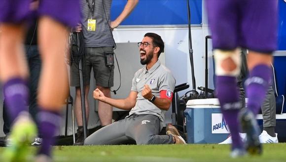Anuncian a Hernán Losada como nuevo entrenador de Edison Flores (Foto: Photo news)