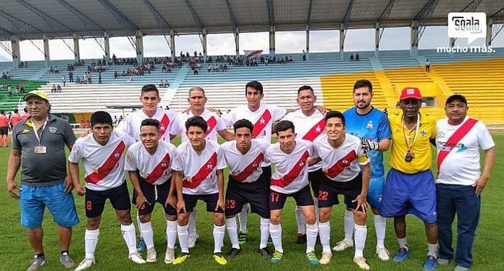 Copa Perú: Conoce al club que abrió una cuenta bancaria para que sus aficionados los apoyen | FOTO