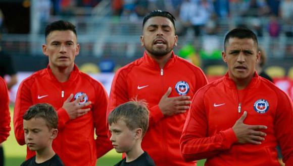 Chile vs. Perú: La selección chilena pasó un vergonzoso momento
