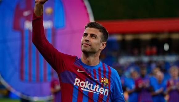 Gerard Piqué tiene contrato con Barcelona hasta mediados del 2024. (Foto: FC Barcelona)