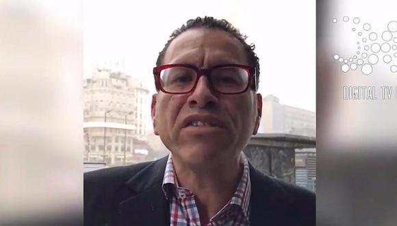 """Phillip Butters desde Argentina: """"En Buenos Aires están llorando"""" [VIDEO]"""