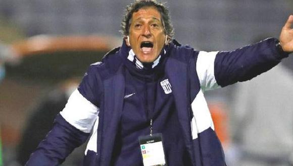 Mario Salas (Foto: GEC / Difusión)