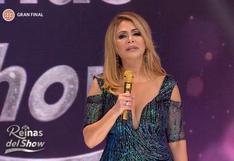 """Reinas del Show"": Gisela Valcárcel se emociona al recordar cómo empezó en ""Aló Gisela"" | VIDEO"