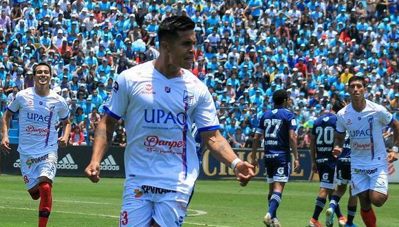 Manucci derrotó 2-1 a Sporting Cristal en el Gallardo con un gol al último minuto [VER RESUMEN]