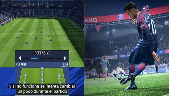 FIFA 19: la novedad que tendrá su nueva versión explicada por Guardiola [VIDEO]