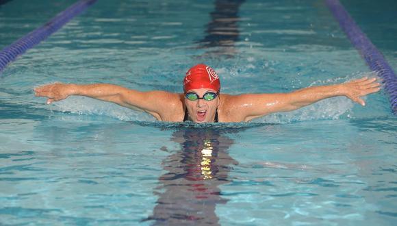 Academias de natación vuelven a operar desde hoy en todo el país tras más de seis meses. (Foto: Archivo GEC)