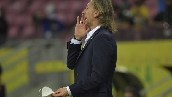 Perú está en el séptimo lugar de la clasificación, con 8 puntos. (Foto: AFP)