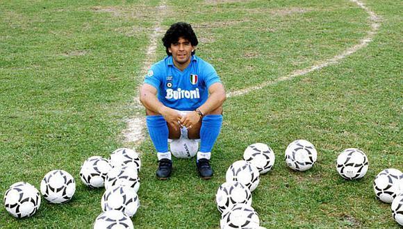 Maradona: Este lunes estrenan película Maradonapoli (FOTO y VIDEO)